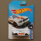 Hot Wheels 2017 HW Race Team '05 Ford Mustang (white - Kmart Excl.) (SEE CONDITION)