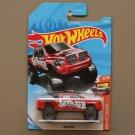 Hot Wheels 2018 HW Hot Trucks Dodge RAM 1500 (red)