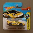 Hot Wheels 2017 HW Speed Graphics Lamborghini Huracan LP 620-2 Super Trofeo (yellow) (SEE CONDITION)