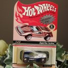 Hot Wheels 2009 Neo Classics Series 9 Superfine Turbine (spectraflame blue) (SEE CONDITION)