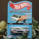 Hot Wheels 2003 Super Chromes Bye Focal (SEE CONDITION)