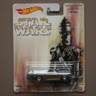 Hot Wheels 2018 Pop Culture Star Wars Bounty Hunter '70 Chevelle Delivery (IG-88)