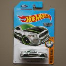 Hot Wheels 2017 Muscle Mania Ford Shelby GT350R (ZAMAC silver - Walmart Excl.)