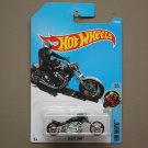 Hot Wheels 2017 HW Moto Blast Lane (black)