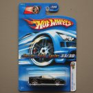Hot Wheels 2006 First Editions Ferrari F430 Spider (black) (Faster Than Ever)