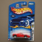 Hot Wheels 2003 First Editions Enzo Ferrari (red) (SEE CONDITION)