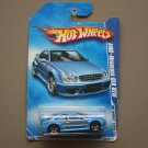 Hot Wheels 2008 HW All Stars AMG-Mercedes Benz CLK DTM (blue) (SEE CONDITION)