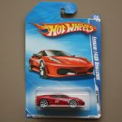 Hot Wheels 2010 HW Racing Ferrari F430 Challenge (red) (SEE CONDITION)