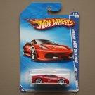 Hot Wheels 2010 HW Racing Ferrari F430 Challenge (red)