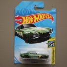 Hot Wheels 2018 HW Speed Graphics '70 Camaro (green) (SEE CONDITION)