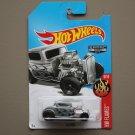 Hot Wheels 2017 HW Flames '32 Ford (ZAMAC silver - Walmart Excl.)