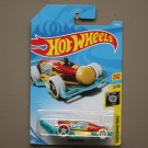 Hot Wheels 2018 Experimotors Carbonator (red/turquoise) (SEE CONDITION)