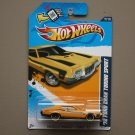 Hot Wheels 2012 Muscle Mania Ford '72 Ford Gran Torino Sport (yellow)