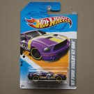 Hot Wheels 2012 HW Code Cars '07 Ford Shelby GT-500 (purple)