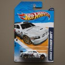 Hot Wheels 2012 Faster Than Ever Dodge Charger Drift (white)