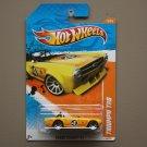 Hot Wheels 2011 Track Stars Triumph TR6 (yellow)