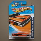 Hot Wheels 2012 Muscle Mania Ford Custom '64 Galaxie 500 (orange)