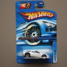Hot Wheels 2006 Collector Series Corvette C6 (white) (Faster Than Ever) (SEE CONDITION)