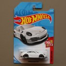 Hot Wheels 2018 Then And Now '16 Porsche 911 GT3 RS (white) (SEE CONDITION)