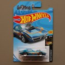 [ASSEMBLY ERROR] Hot Wheels 2018 Nightburnerz '68 Corvette (Gas Monkey Garage) (blue)
