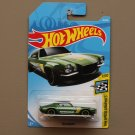 Hot Wheels 2018 HW Speed Graphics '70 Camaro (green)