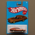Hot Wheels 2016 Retro Nostalgia '72 Ford Gran Torino Sport (SEE CONDITION)
