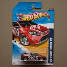 Hot Wheels 2012 HW All Stars '09 Ford Focus RS (spectraflame red) (Super Treasure Hunt)