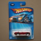 Hot Wheels 2005 Collector Series Shelby Cobra 427 S/C (burgundy)
