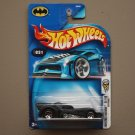 Hot Wheels 2004 First Editions Batman Batmobile (1989) (black)