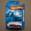 Hot Wheels 2006 Collector Series Ford Shelby GR-1 Concept (red)