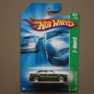 Hot Wheels 2008 Treasure Hunts Chrysler 300C HEMI (spectraflame green) (Super Treasure Hunt)