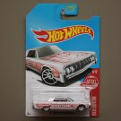 Hot Wheels 2017 HW Art Cars '64 Lincoln Continental (white) (Target Excl. Red Edition)