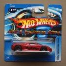 Hot Wheels 2005 Collector Series '01 B Engineering Edonis (burnt orange) (Door Tampo Variation)
