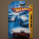Hot Wheels 2008 New Models Custom '62 Chevy (burgundy) (SEE CONDITION)