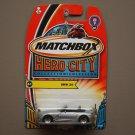 Matchbox 2004 Hero City BMW Z4 Roadster (silver)