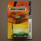 Matchbox 2008 Sports Cars TVR Tuscan S (green)