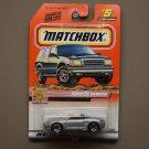 Matchbox 2000 Open Road Porsche Boxter (silver) (Logo Car)