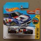 Hot Wheels 2016 HW Art Cars Boom Box (spectraflame blue) (Super Treasure Hunt)
