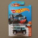 Hot Wheels 2016 HW Hot Trucks Bad Mudder 2 (spectraflame teal) (Super Treasure Hunt)