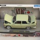 M2 Machines 2017 Auto-Japan 1:24 '70 Datsun 510 (green)
