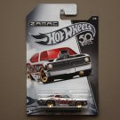 Hot Wheels 2018 50th Anniversary ZAMAC Series Plymouth Duster Thruster (SEE CONDITION)