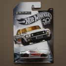 Hot Wheels 2018 50th Anniversary ZAMAC Series '67 Ford Mustang Coupe