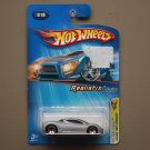 Hot Wheels 2005 First Editions (Realistix) Acura HSC Concept (grey) (SEE CONDITION)