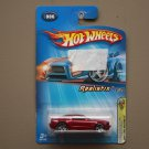 Hot Wheels 2005 First Editions (Realistix) '05 Ford Mustang (burgundy) (SEE CONDITION)