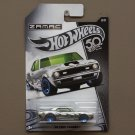 Hot Wheels 2018 50th Anniversary ZAMAC Series '68 COPO Camaro (SEE CONDITION)