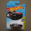 Hot Wheels 2018 HW Speed Graphics '15 Ford Mustang GT (black)