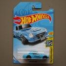 Hot Wheels 2018 HW Speed Graphics Datsun Fairlady 2000 (blue)