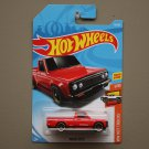 Hot Wheels 2018 HW Hot Trucks Mazda Repu (red)