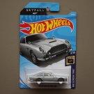 Hot Wheels 2018 HW Screen Time '63 Aston Martin DB5 (Skyfall 007)