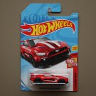 Hot Wheels 2018 Then And Now Custom '15 Ford Mustang (red)